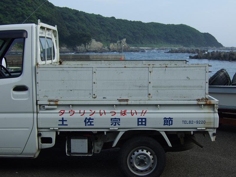 タウリンいっぱい軽トラック